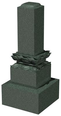高級和型墓石|お墓のことなら佐藤石材店