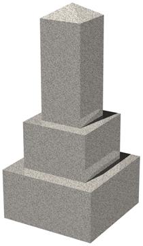 神式墓石|お墓のことなら佐藤石材店