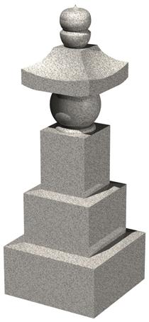 五輪塔|お墓のことなら佐藤石材店