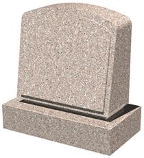 洋型墓石|お墓のことなら佐藤石材店