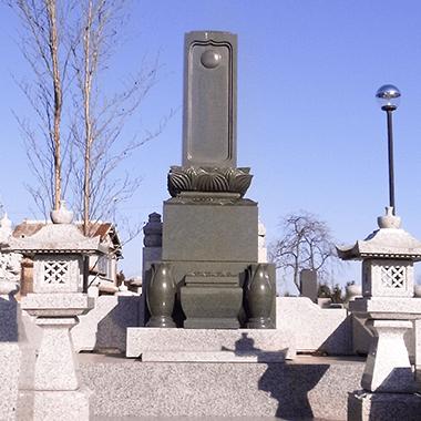 和型墓石|佐藤石材店